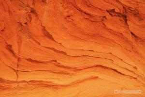 Sandstone Flames